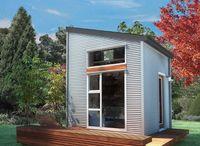 container/small cabin ideas