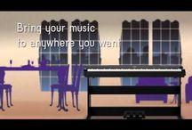 Piano pics & video