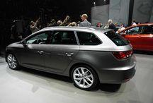 Salões Automóveis / Novidades dos salões automóveis e novos lançamentos de carros
