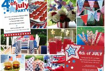 Fourth of July / by Shelly Shock