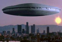 UFO / Úkazy na nebi