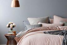 Lauren's bedroom ideas