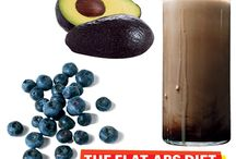 Foods For Flat Tummy / Eat healthy and stay sexy! / by IW Body Wraps