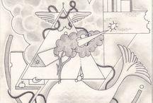 Tekeningen - Drawings