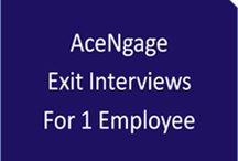 AceNgage Exit Interview - 1 Employee / Conversational telephonic exit interviews are conducted by trained behavioural psychologists who are unbiased, non-judgmental and objective.  The focus is on capturing the trigger for leaving and enable organizations to identify the root cause.  The exit interview reports are easy to read, analyze and interpret, and also include recommendations and next steps. #HR #AceNgage #ExitInterview