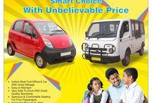 Tata Nano | Tata Magic | India / Tata Nano available at various locations mentioned below: 1. Vijayawada 2. Vishakhapatnam 3. Nellore 4. Chennai 5. Ahmedabad 6. Lucknow 7. Jabalpur For more details please CALL US at 1800-102-4141 or 011-41414444.  http://tatananoshriramautomall.wordpress.com/