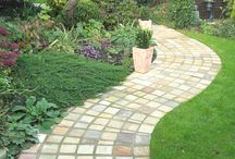 Paving and setts