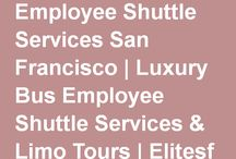 Elite San Francisco Limousine / We offer the latest luxury and elegant limos services with a large selection of vehicles suitable for any size wedding celebration.