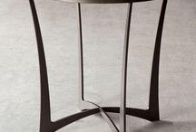 End table steel