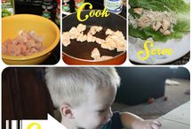Kids/Family / Kids eating healthy, simple ideas