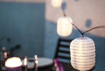 Lights4fun: Outdoor Living / Beautiful solar lights for summer in your garden. / by Lights4fun