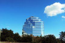 Views of Suburban Atlanta - Vinings / Traveling through Vinings-Overlook Atlanta.