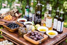 Tuscan Olive Inspiration / Everything olives: from cake accents to aperitivo.