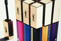 "YSL Vinyl Couture #allinawink / All things to support ""YSL"" purple.."