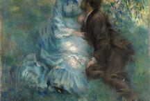 Auguste Renoir, Milenci