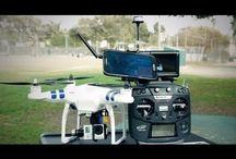 DSLRPros Pinterests / Professional GoPro / DJI Phantom 2 Unmanned Aerial Film Rig