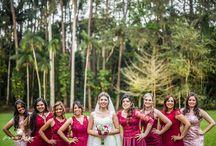 WEDDING - MADRINHAS E PADRINHOS