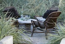 Osier, rotin, cannage / Wicker & rattan