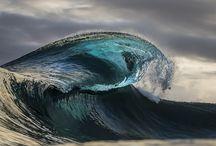 Vague waves Sea mer