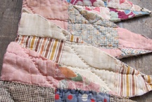 Bunting quilted