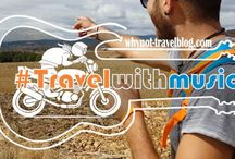 #Travel with Music