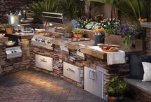 outdoor entertaining / by Wanda Wells