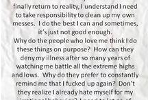 Psychostuff / All things mental