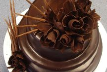 Chocolate Cakes / www.tweet4gold.weebly.com