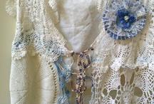koronkowe cudeńka / wszystko co z koronką haftem,szydełkiem związane