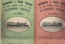 Train and Railway Books
