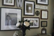 Wall decor / by Darby Simmons