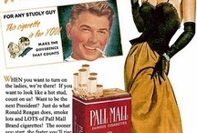Cigar and cigarette ads