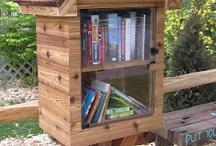 The small Library / Små bibliotek
