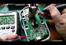naprawa zużytej baterii we wkrętarce