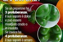 Fruit and veggie hacks