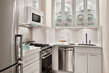 Kitchens/Small Kitchens / by T J Childs