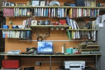 Antigravity Bookshelf