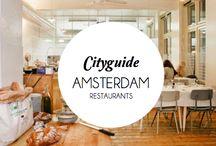 Cityguide - Amsterdam: Restaurants