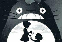 Ghibli - Totoro