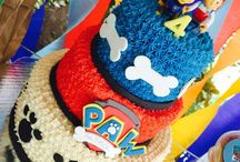 Peter's Paw Patrol Party