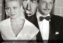Grace Kelly Stilinde Oleg Cassini İmzası / Grace Kelly stili ve Oleg Cassini