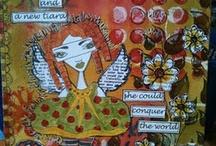 Artful creations / by Jackie George