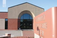 Healthcare Projects  / by AIA Wisconsin