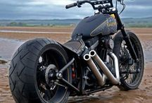 Cars and motorcycles / HD