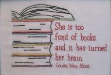 yes, I am a bookworm. shhhh ;D / by Nikki Czerwinski