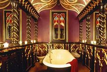 Antique Bathrooms / by Charly Gilliam