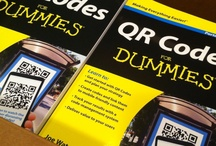 QR Codes for Dummies / QR Codes we love and hate from the author and technical editor (@nolandhoshino) of QR Codes for Dummies. / by Joe Waters