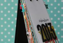 0. Scrapbooking calendarios