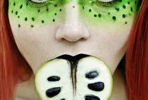 Make-up MIX Fruit !