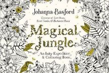Magical Jungle - Johanna Basford